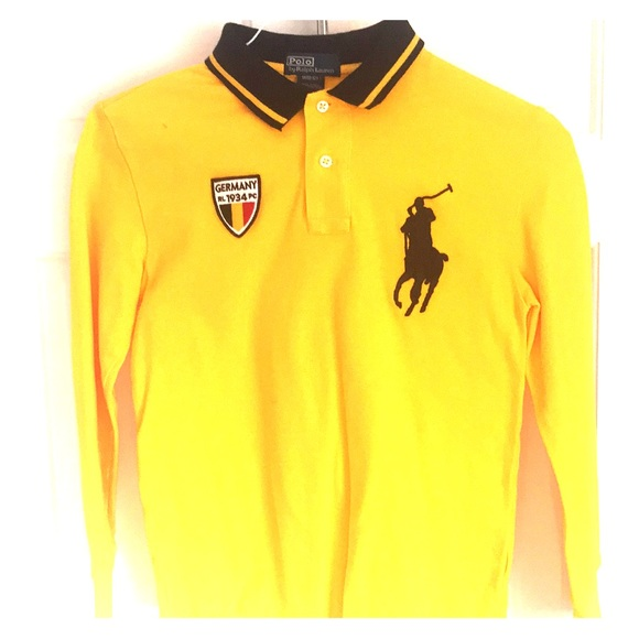 Promo Lauren Big For Germany 43efb Pony Polo D3eab Ralph Code Yesterday 54jq3RAL
